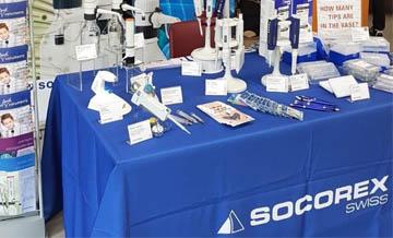 瑞士socorex中国办事处成立